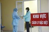 Việt Nam vẫn đang kiểm soát được tình hình dịch bệnh