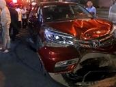 Sử dụng rượu bia điều khiển xe ô tô gây tai nạn, một luật sư bị xử phạt 46 triệu đồng