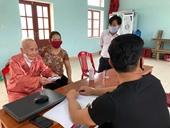 Cụ ông 104 tuổi ở huyện nghèo tỉnh Quảng Bình tặng tiền tiết kiệm chống COVID- 19