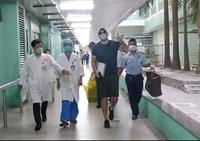 Bệnh nhân thứ 4 nhiễm COVID-19 tại Đà Nẵng đã được xuất viện