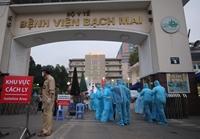 Việt Nam có 239 ca nhiễm COVID-19, thêm một ca liên quan đến bệnh viện Bạch Mai