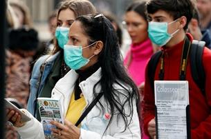 Số người nhiễm COVID-19 tại Mỹ nhiều nhất thế giới, số người chết ở Ý gần 15 000 người