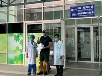 TIN VUI - 4 bệnh nhân TP Hồ Chí Minh, 1 bệnh nhân Đà Nẵng khỏi bệnh COVID-19