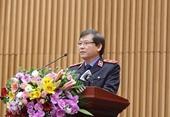 Viện trưởng VKSND tối cao ra Chỉ thị về xử lý tội phạm liên quan đến dịch bệnh COVID-19