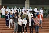 Việt Nam chữa khỏi 90 người nhiễm COVID-19, có 39 ca xét nghiệm âm tính 1 đến 2 lần