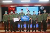 Tuổi trẻ Cục Kế hoạch và Tài chính ủng hộ tuyến đầu chống dịch COVID-19
