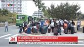 Tin vui Hơn 2 500 người rời khu cách ly tại TP HCM