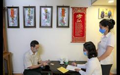 BHXH Việt Nam tập trung mọi nguồn lực để tổ chức chi trả lương hưu, trợ cấp tại nhà cho người thụ hưởng