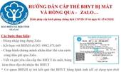BHXH tỉnh Gia Lai Cấp thẻ BHYT qua mạng xã hội Zalo