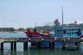 Kết nối, thu mua toàn bộ hải sản cho tàu ngư dân Việt Nam bị tàu Trung Quốc rượt đuổi