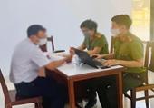 Xử phạt người đàn ông xúc phạm 2 cán bộ Công an TP Đà Nẵng hy sinh