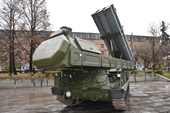 Nga lần đầu tiên phô diễn sức mạnh của sát thủ Buk-M3 Viking