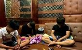 Nhân viên quán karaoke tụ tập sử dụng ma túy giữa mùa dịch COVID-19