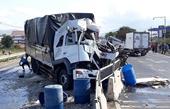 Hai thiếu nữ tử nạn sau cú va chạm với ô tô tải