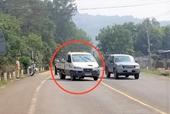 Khởi tố 3 tội danh đối tượng cướp ô tô, đánh Cảnh sát  vì sợ cách ly