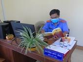 VKSND huyện Đông Hòa thực hiện nghiêm các biện pháp phòng, chống dịch COVID-19