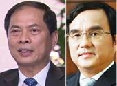 Thủ tướng bổ nhiệm lại nhân sự tại Bộ Ngoại giao và Tập đoàn EVN