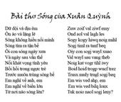 Chính phủ, Bộ GD-ĐT không có chủ trương thay đổi chữ viết Tiếng Việt