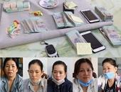 Thu hơn 480 triệu đồng trên sới bạc tứ sắc các quý bà