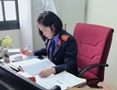 Nữ Kiểm sát viên 15 năm miệt mài với án dân sự