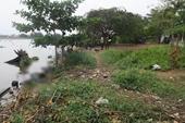 Cần thủ tháo chạy khi phát hiện thi thể trôi trên sông Sài Gòn