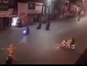 """Tạm giữ 3 """"quái xế"""" đua xe gây náo loạn đường phố Hải Phòng"""