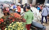 Thông báo khẩn Người mua bán hoa ở chợ Mê Linh từ 20 3 cần liên hệ y tế gấp