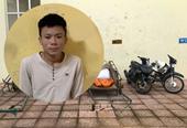 Chuyên án T-CoVid-19 truy lùng kẻ trộm liên huyện