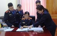 Trò chuyện với nữ Viện trưởng VKSND huyện miền Tuyên Quang