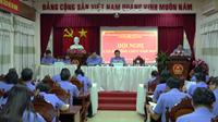 Đảng bộ VKSND TP Cần Thơ Hiệu quả từ công tác sinh hoạt chuyên đề