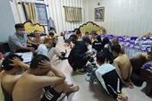 Lại phát hiện 23 người thuê khách sạn tụ tập chơi ma túy giữa mùa dịch COVID-19