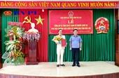 Bổ nhiệm Phó Viện trưởng VKSND tỉnh Đắk Lắk