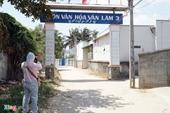 Từ 20h hôm nay kết thúc cách ly y tế thôn Văn Lâm 3- Ninh Thuận
