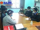 Khởi tố 4 đối tượng bóp cổ cán bộ kiểm soát dịch ở Quảng Ninh