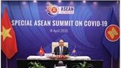 ASEAN ưu tiên hàng đầu kiểm soát và ngăn chặn lây lan dịch COVID-19