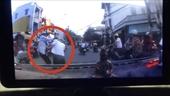 Bắt kẻ đánh chết người sau va chạm giao thông