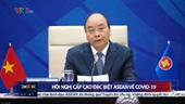 Thủ tướng chủ trì Hội nghị cấp cao đặc biệt ASEAN về COVID-19
