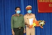 Triển khai quyết định nhân sự của Bộ trưởng Công an tại Tây Ninh