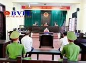 Xét xử 3 vụ án chống người thi hành công vụ theo thủ tục rút gọn