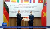 Đức ghi nhận sự hỗ trợ của Chính phủ và người dân Việt Nam