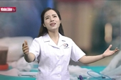 Xúc động bài hát mới của NS Đỗ Hồng Quân về y bác sĩ chống COVID-19
