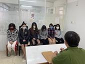 Phát hiện đường dây hoạt động mại dâm qua mạng xã hội ở Đà Nẵng