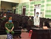 Xét xử vụ án về phòng, chống dịch COVID-19 theo thủ tục rút gọn đầu tiên ở Nam Định