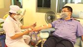 VKSND TP Cần Thơ hiến máu nhân đạo lần 3 giữa mùa COVID-19