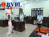 30 tháng tù giam cho 4 đối tượng bóp cổ cán bộ chống dịch ở Quảng Ninh