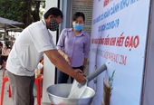 """Cây """"ATM gạo"""" thứ 2 giúp người nghèo tại Cần Thơ vượt qua khó khăn"""