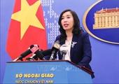 Việt Nam phản đối mạnh mẽ việc thành lập cái gọi là thành phố Tam Sa