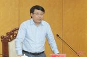 Điều động Phó Chủ tịch tỉnh giữ chức Bí thư Thành ủy Hà Tĩnh