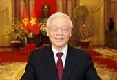 Tổng Bí thư, Chủ tịch nước chúc mừng 70 năm ngày thành lập Hội Nhà báo Việt Nam