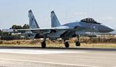 Su-35 đuổi P-8A, Mỹ liều lĩnh trinh sát căn cứ Khmeimim của Nga ở Syria